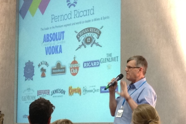 "The social media strategy of Pernod Ricard – ""Thinking global, acting local"""