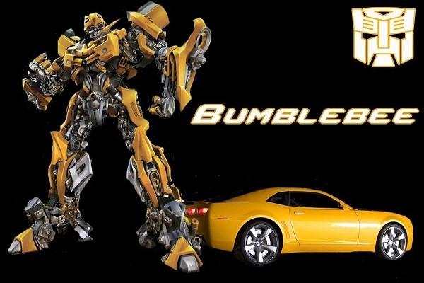 """Data is power"" was the catchphrase of Bumblebee from Transformers in the 1980s"