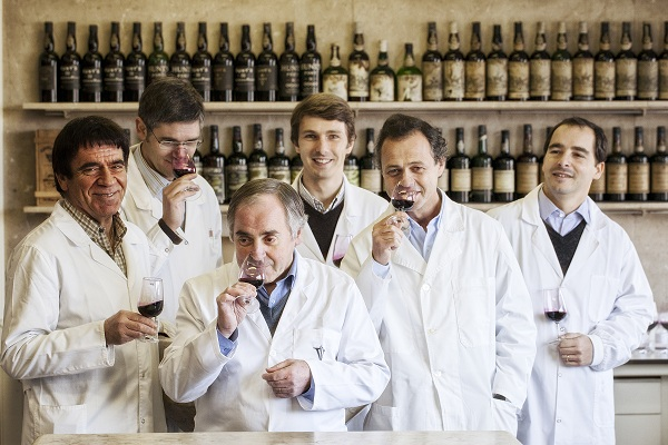 Sandeman Winemaking Team