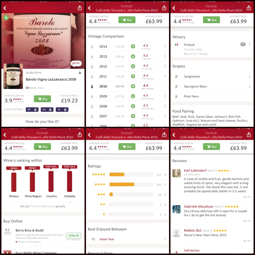 Vivino: the best wine app ever?